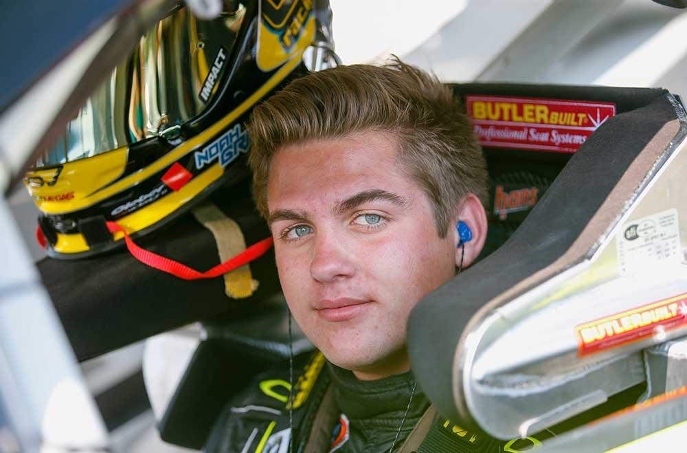 NASCAR K&N Pro Series East Kevin Whitaker Chevrolet 140