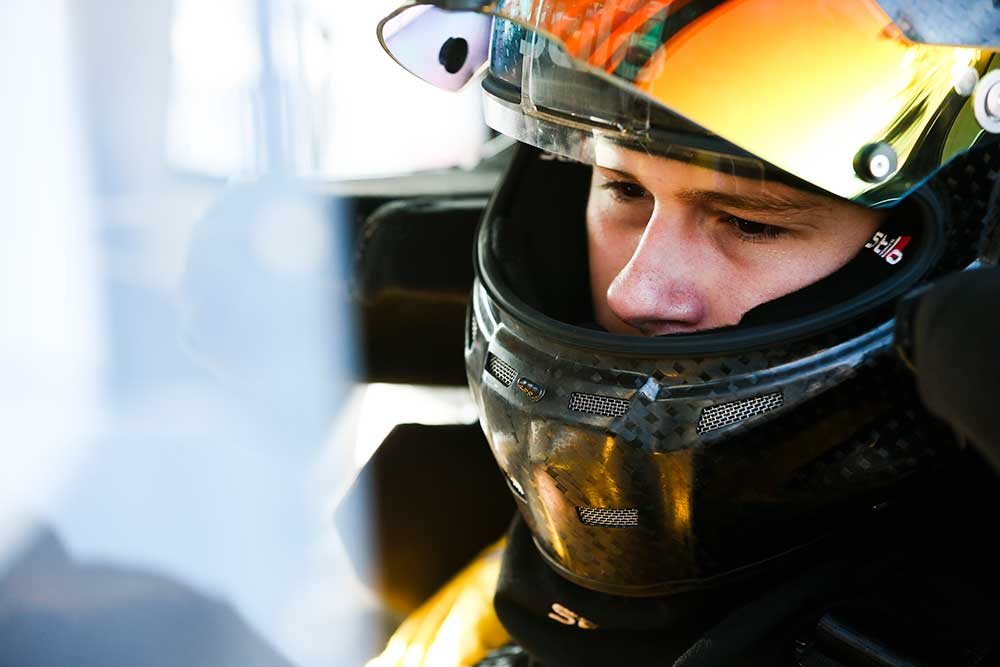 Todd Gilliland: Driver, No. 4 Mobil 1 Toyota | Martinsville Preview