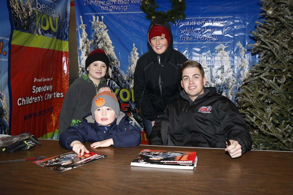 Holiday Fun With Noah Gragson