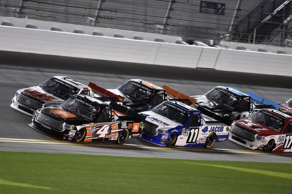 2016 NASCAR Camping World Truck Series, Daytona