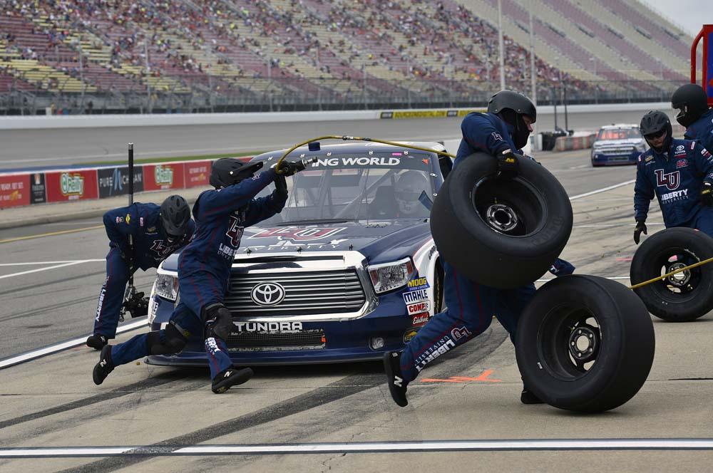2016 NASCAR Camping World Truck Series, Michigan
