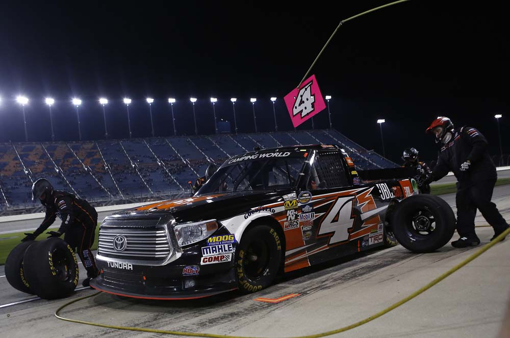 2016 Camping World Truck Chicago