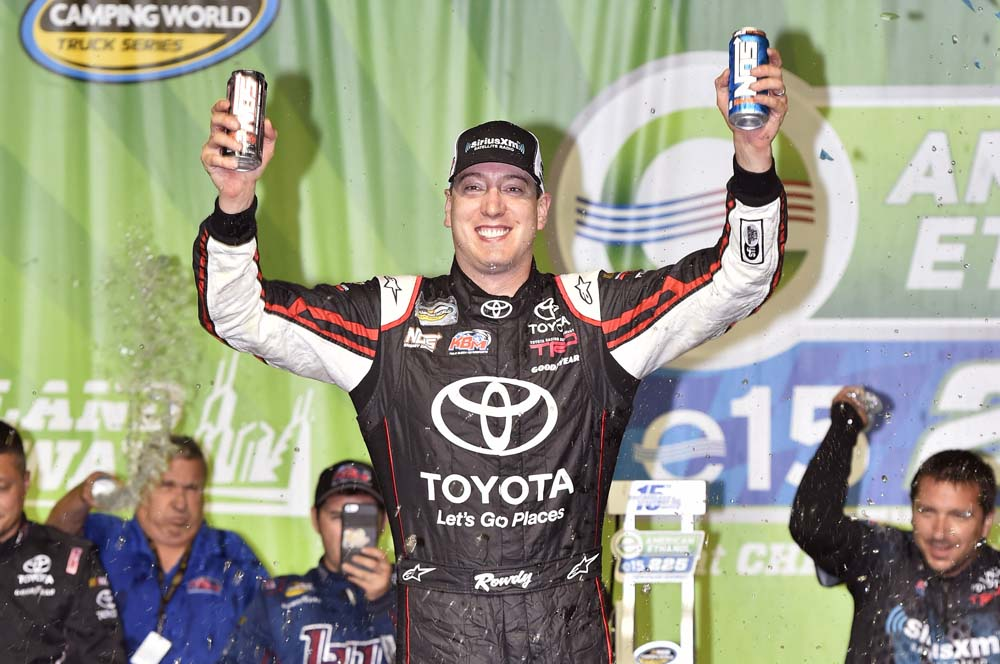 2016 NASCAR Camping World Truck Series, Chicago