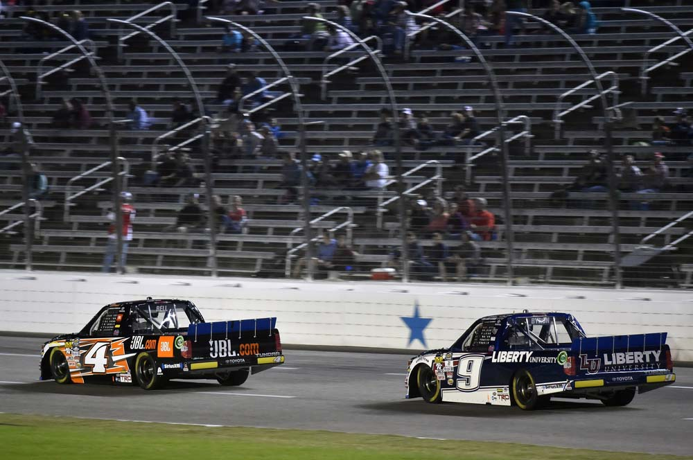 2016 NASCAR Camping World Truck Series, Texas