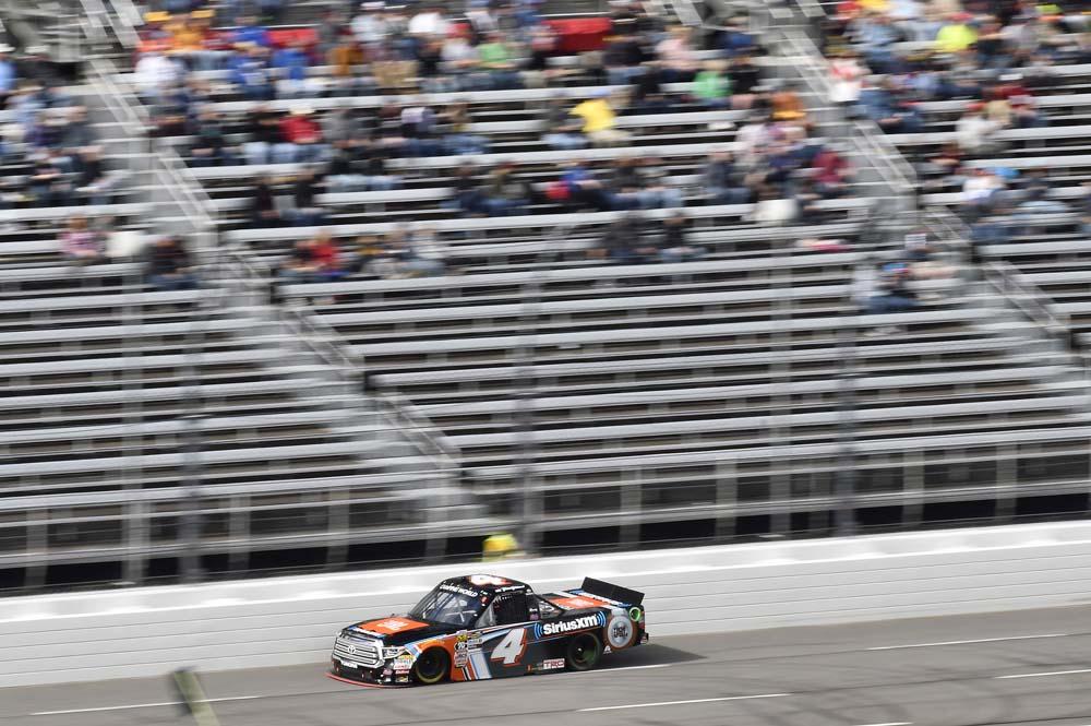 Kyle Busch Motorsports >> Texas Roadhouse 200 - Official Home of Kyle Busch Motorsports