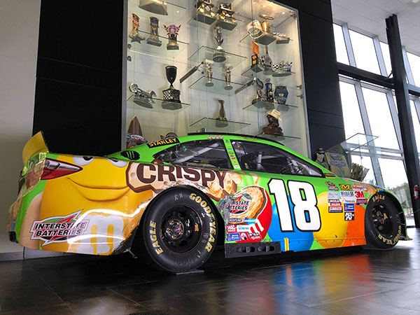 Kyle Busch Motorsports >> Welcome To Kbm Official Home Of Kyle Busch Motorsports