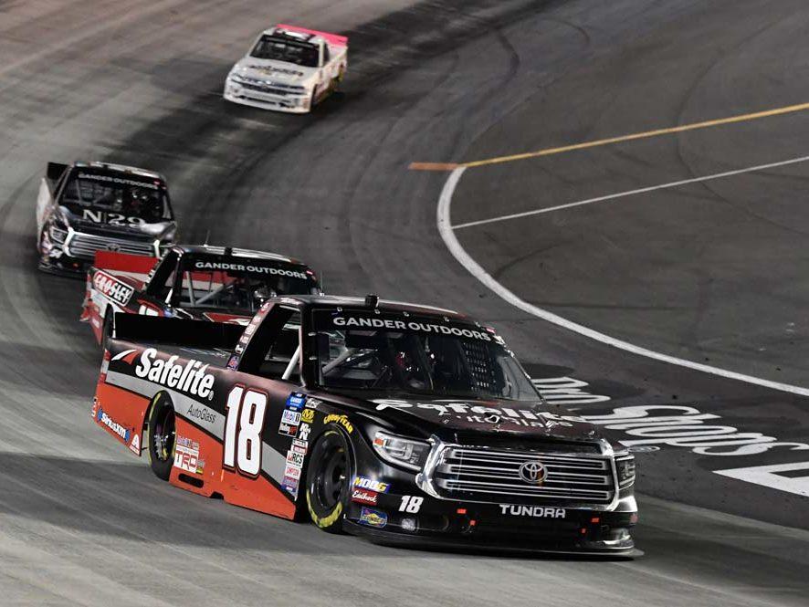 Kyle Busch Motorsports >> Truck News Official Home Of Kyle Busch Motorsports